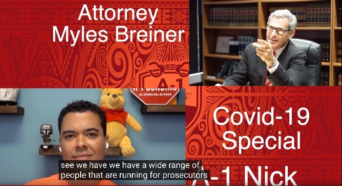 Attorney Myles Breiner joins the A-1 Podcast